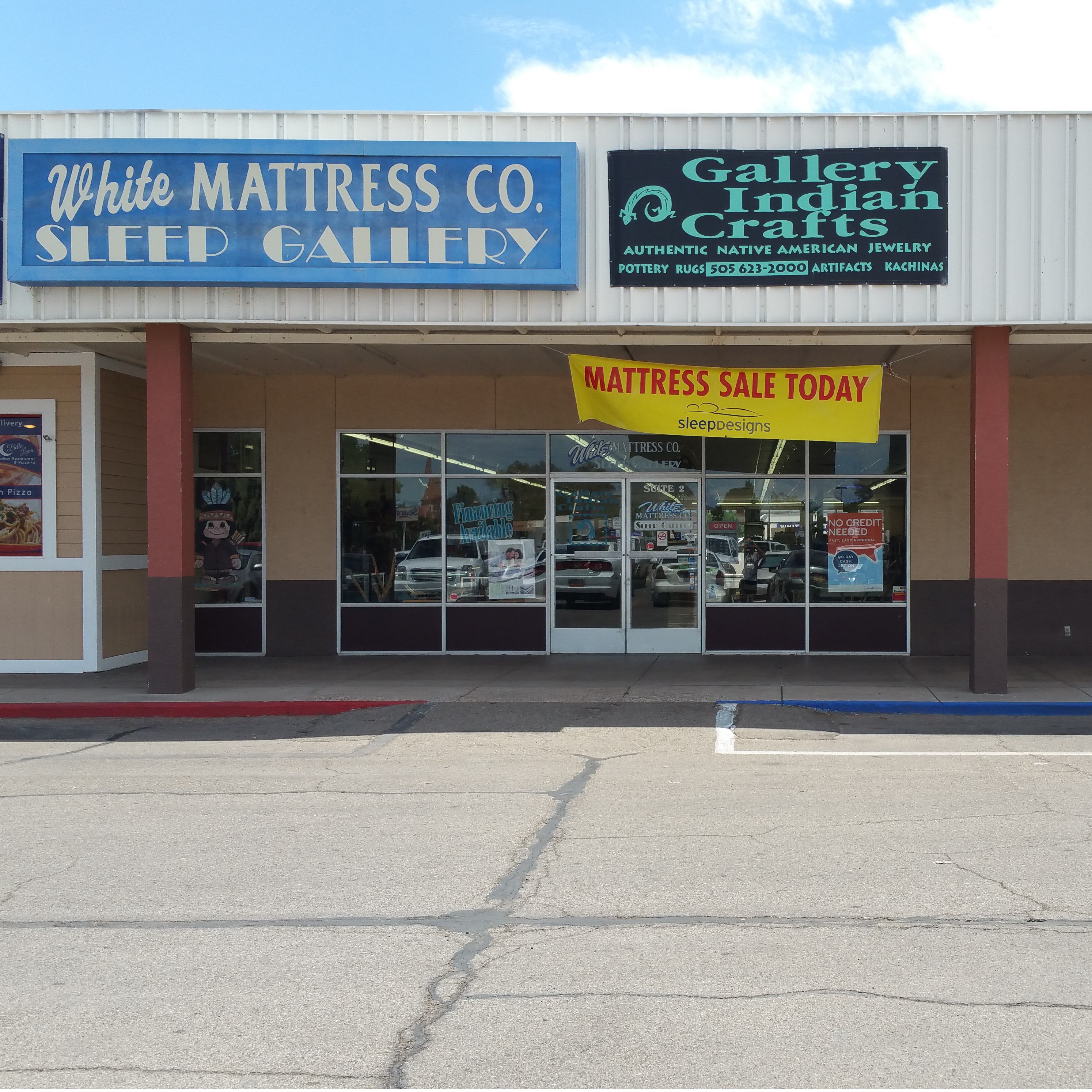 White Mattress Roswell
